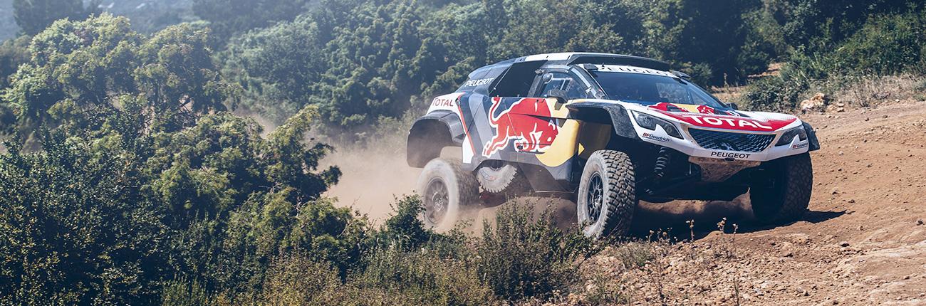 Ritorno alla Dakar 2018 con Peugeot
