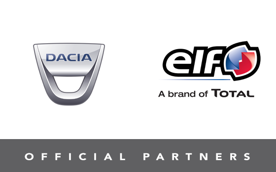 Partnership Dacia Total