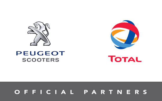 Partnership Peugeot Scooters