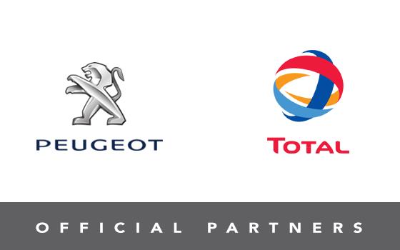 Partnership Peugeot Total