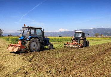 Lubrificanti agricoltura Total