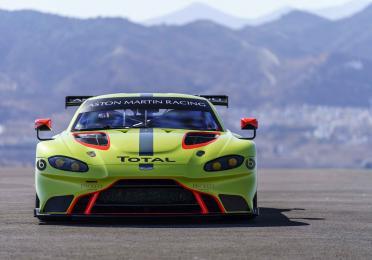 Total - Aston Martin