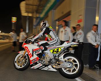 ELF competizione moto 2010