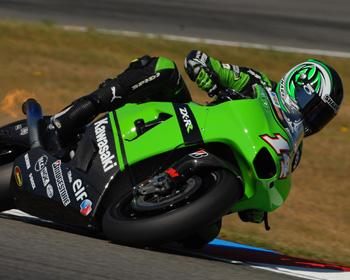 ELF e la competizione moto 2006