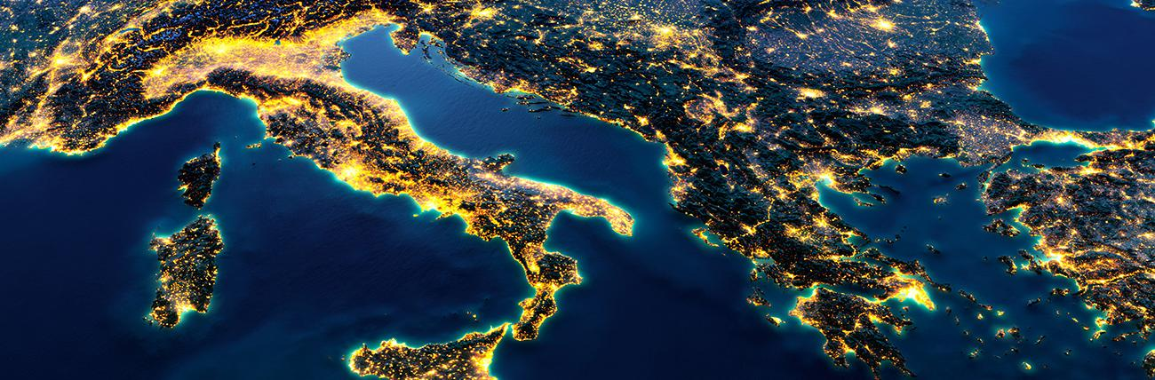 Il Gruppo TotalEnergies in Italia