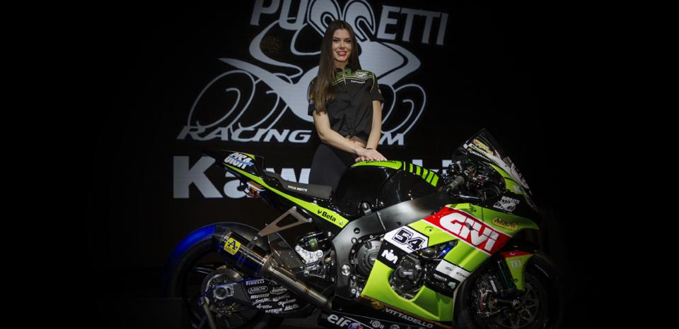 Racing Partnership Total Kawasaki 3